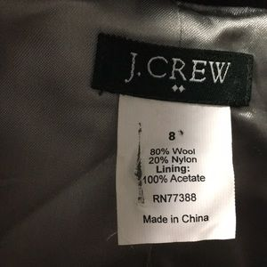 J. Crew Jackets & Coats - NWOT J. Crew Celtic Country wool cropped blazer